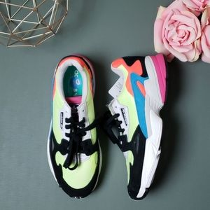 [Adidas] Art CG6210 Falcon Sneakers - No Box